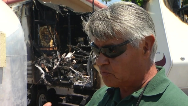 Del Mar Employee Saves Boy From Fire