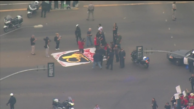 [DGO] WATCH: Video of Fast Food Protest in San Diego