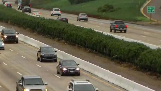 8 Weeks of Carpool Lane Construction Begins on I-5