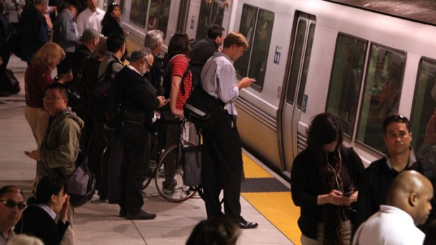BART Cuts Cell Service -- At What Cost?