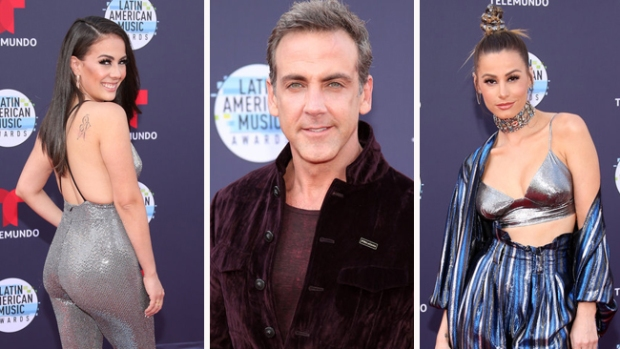 Latin American Music Awards Red Carpet Looks