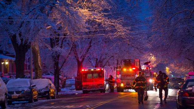 [NATL]7 Children Die in Brooklyn House Fire