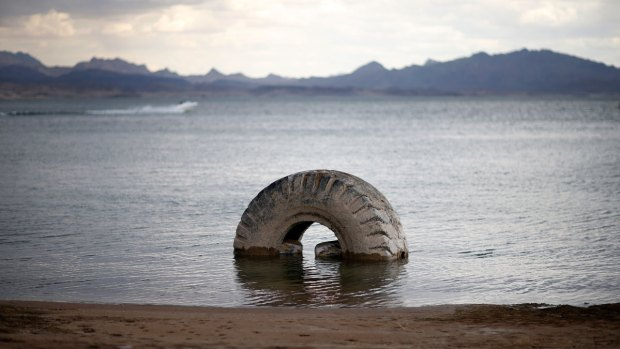 [NATL] Lake Mead Levels Could Fall Dangerously Low