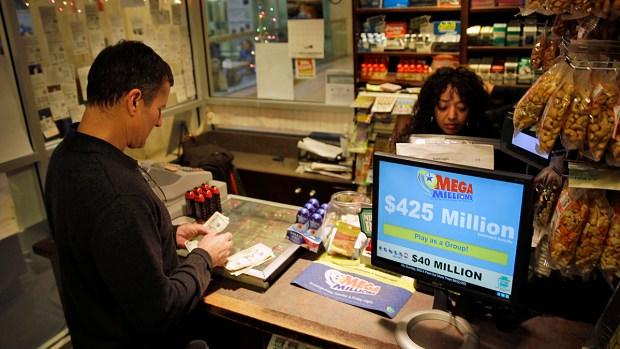[AP] Mega Millions Hits Second Highest Jackpot Ever
