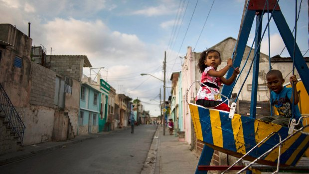 [NATL] Photos: Beyond Cuba's Tourist Boom