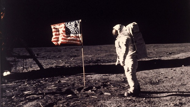 [NATL] A Look Back at the 1st Moon Landing