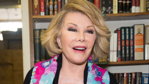 Joan Rivers: Her Career in Photos