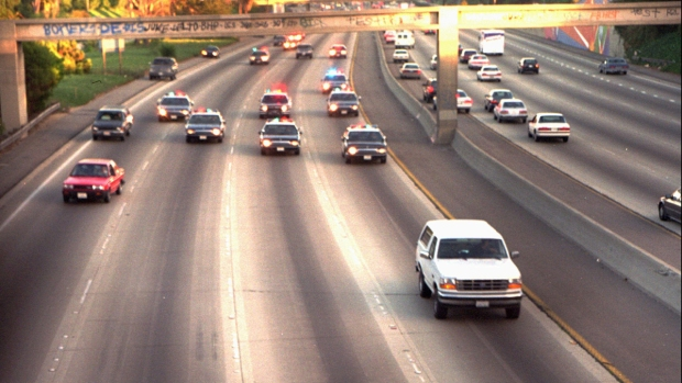 The Great White Bronco Chase
