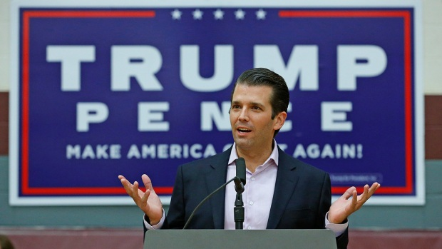 [NATL] Donald Trump Jr. Admits Meeting With Russian Lawyer During Election