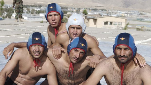 Building a Water Polo Team in Afghanistan