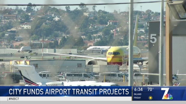 [DGO] City Funds Airport Transit Projects