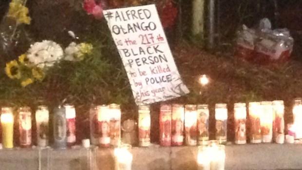 [DGO] Memorial Grows for Alfred Olango