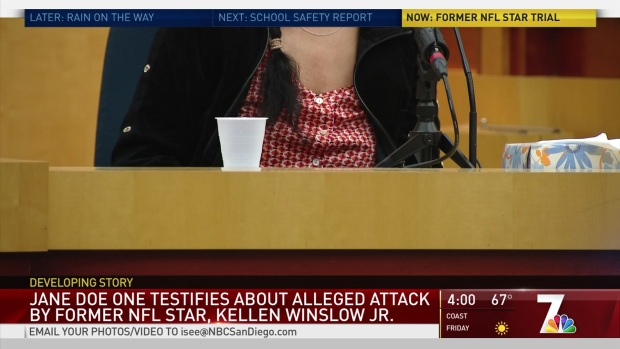 [DGO] Alleged Victim Testifies, Recalls Rape in Winslow Trial