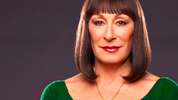 Anjelica Huston Having a 'Smash'-ing Good Time on TV