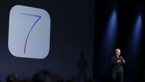 [BAY] Apple iOS7 Released