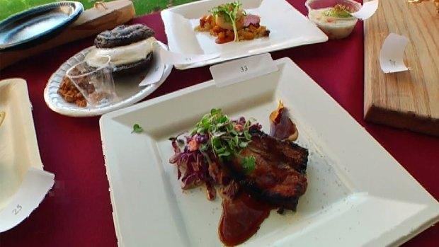 [DGO] San Diego Bay Wine and Food Festival Was a Success