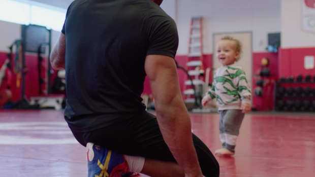 Family Man: Raising the Child of an Olympic Gold Medalist