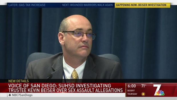 [DGO] SUHSD Investigating Sexual Assault Allegations Against Kevin Beiser