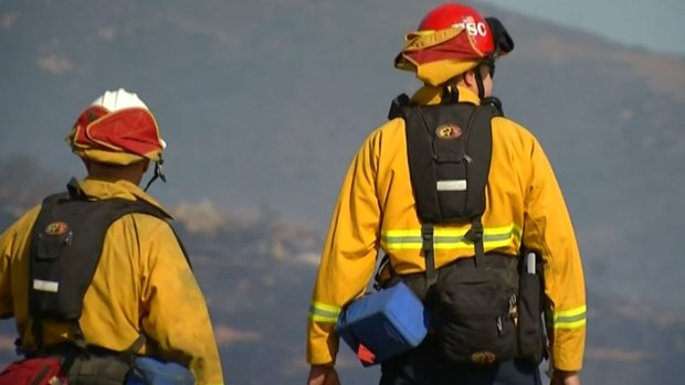 [DGO] Ground Crews Battling Bernardo Fire
