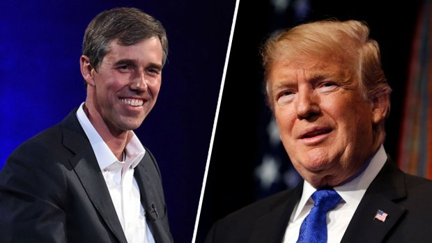 [NATL-DFW] O'Rourke to Lead Anti-Wall March During Trump El Paso Rally