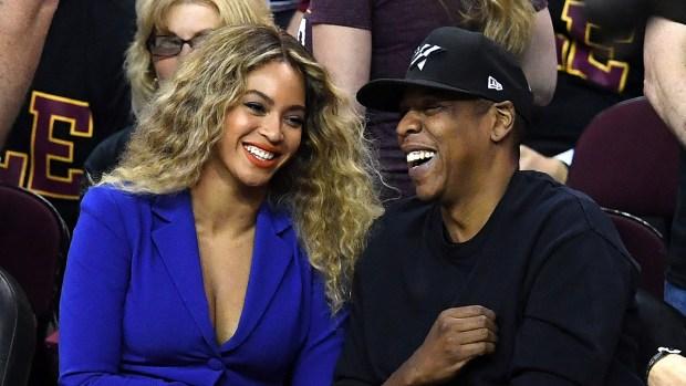[NATL] Beyoncé Expecting Twins With Husband Jay Z