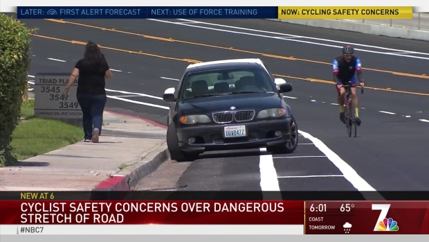 Bicyclists Concerned of Dangerous Roads, Drivers