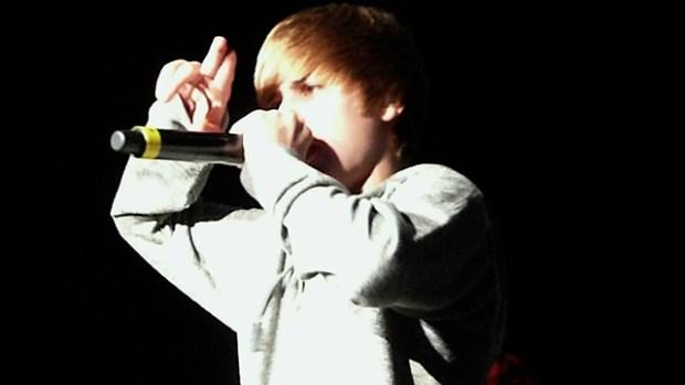 Screen Grabs: Bieber, Usher Take Over South Bay