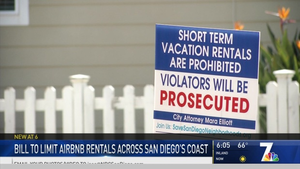 [DGO] Bill Passes to Limit Airbnb Rentals Across SD Coast