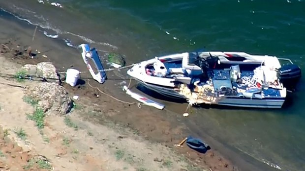 Fisherman Tried to Warn Boaters Before Crash