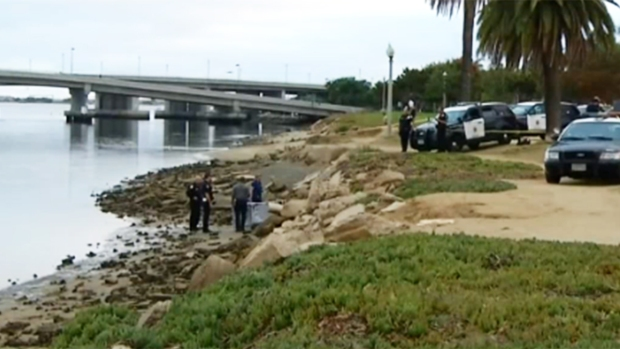 Woman's Body Found in Water Near Liberty Station