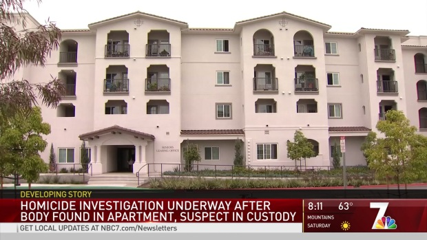 [DGO] Body Found in Apartment Complex in Oceanside