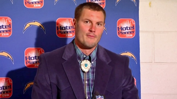 [DGO] Where Did Philip Rivers Get That Bolo Tie?