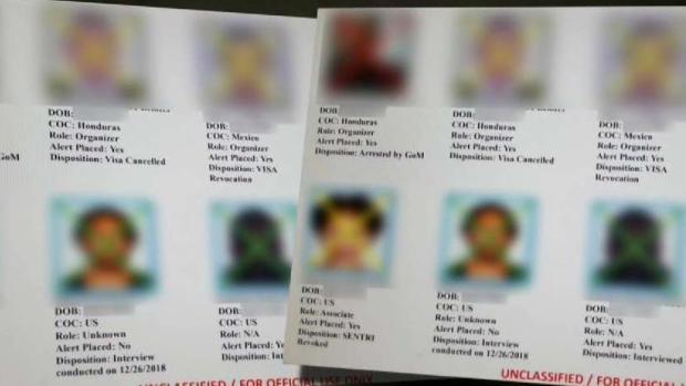 Border Experts Defend Secret Government Database