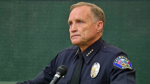 Calexico Chief: Thugs Think They Can Hide Behind Badge
