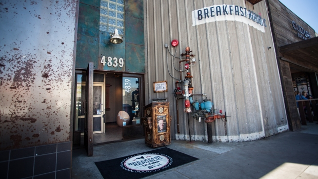 Breakfast Republic Opens in OB