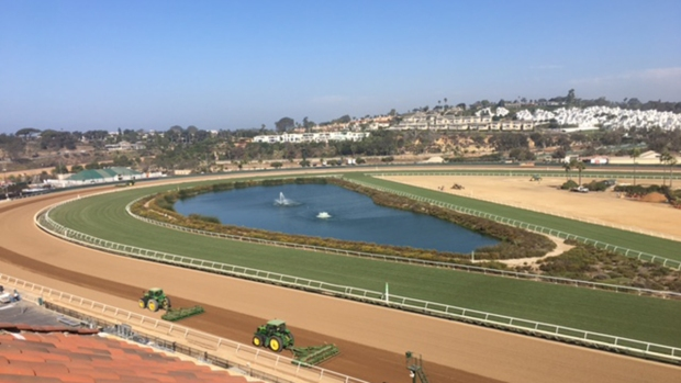 Del Mar Preps for Breeders' Cup