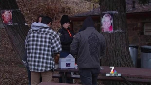 Body Identified as Missing Woman, 75