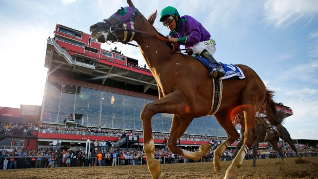 [NATL] Top Belmont Stakes 2014 Contenders to Face California Chrome