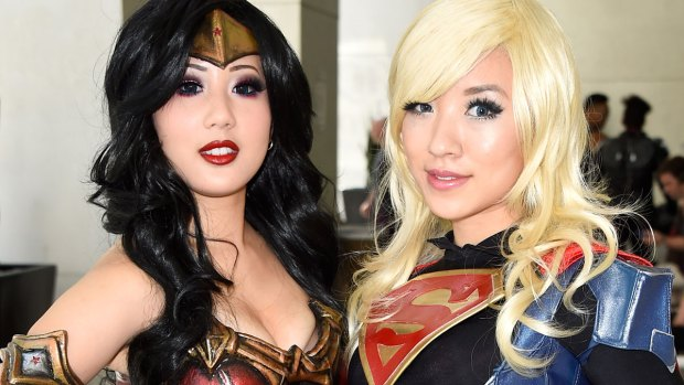 2014 Babes of Comic-Con