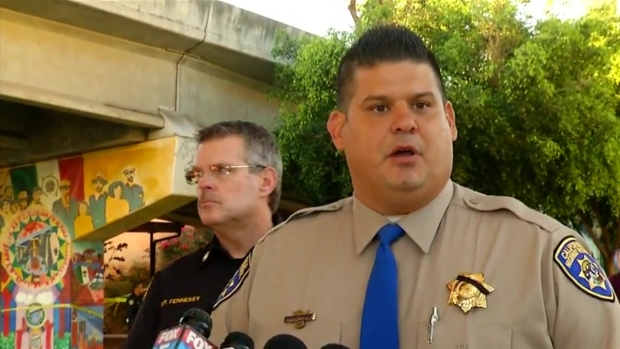 [DGO] 'It's Horrific': CHP Officer Describes Deadly Bridge Crash