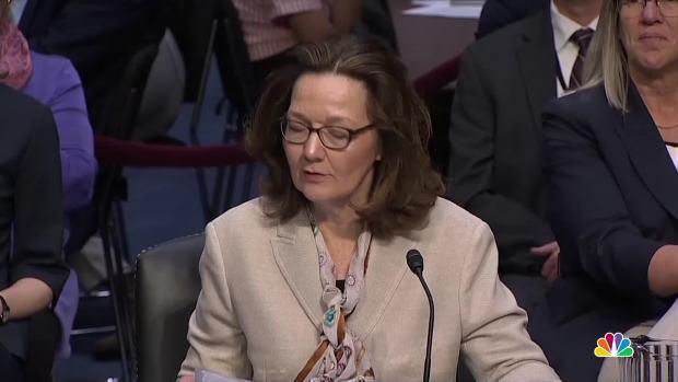 [NATL] CIA Director Nominee Says Interrogation Program Will Not Restart Under Her Lead