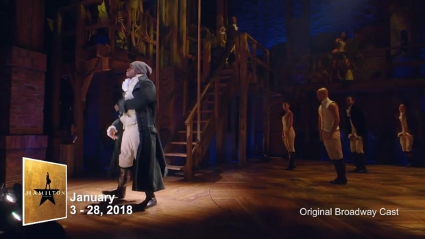 [DGO] Show Clips: Hamilton the Musical