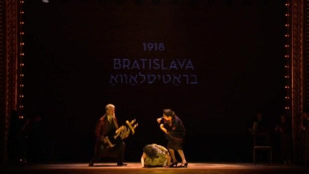 Show Clips: 'Indecent' at La Jolla Playhouse
