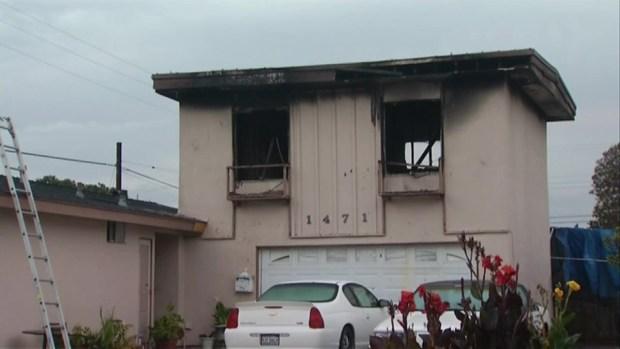 [DGO] Residents Jump to Escape Chula Vista Fire
