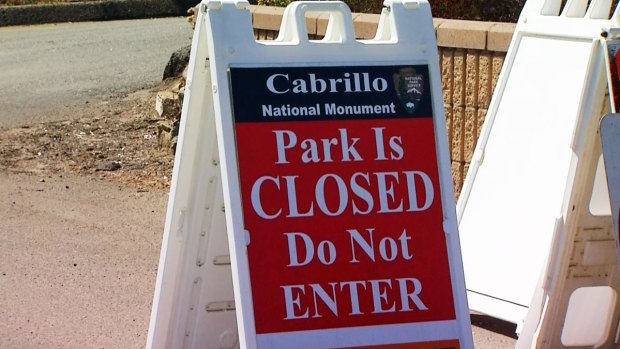 [DGO] Shutdown Cancels Centennial Celebration at Cabrillo