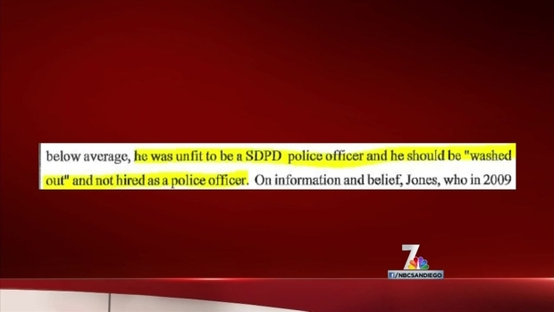 SDPD Slapped With New Misconduct Lawsuit