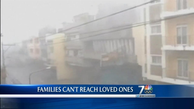 [DGO] Local Families Can't Reach Loved One in Philippines
