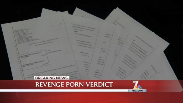 [DGO] Man Convicted in Revenge Porn Case