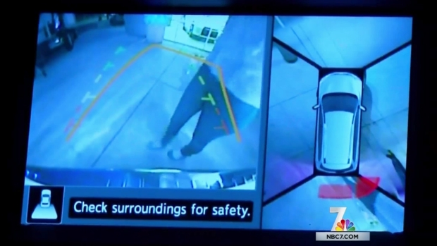 [DGO] Vehicle Rear Cameras Could Save Lives