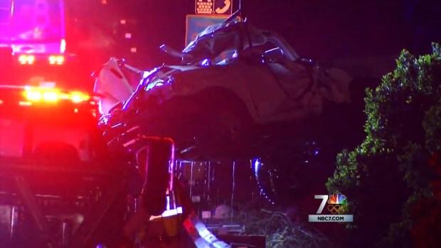 [DGO] 2 Violent Crashes on I-5